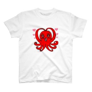 love me taako Tシャツ