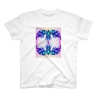 てれふぉんこ〜ひ〜 Tシャツ