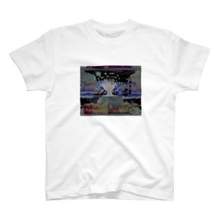 囲われたひらめき Tシャツ