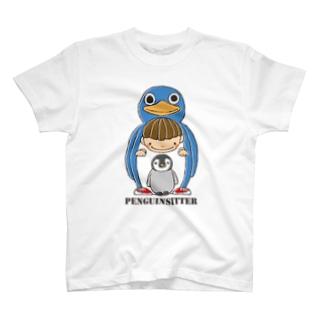 ペンギンシッター Tシャツ