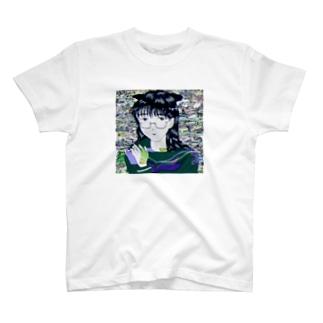 秘密のデジ園 Tシャツ