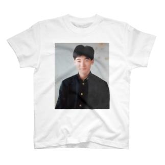 学ランDT Tシャツ