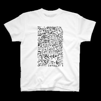 zekkyのsimon Tシャツ