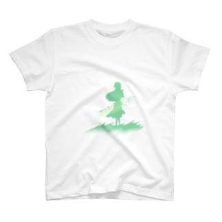 アテリアデザイン Tシャツ