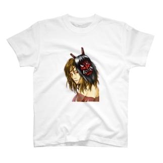 ナマハゲミーツウーマン Tシャツ