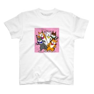 シバレンジャー参上! Tシャツ