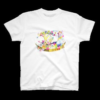 サトウレイナのクマの育児Tシャツ