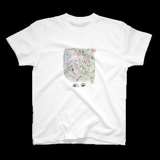 zekkyのheadpartyTシャツ