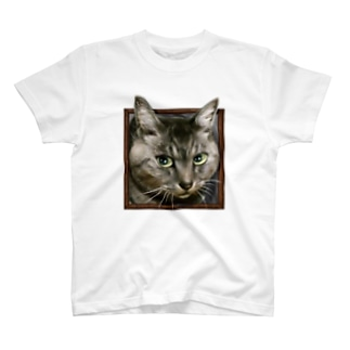 にゅっと。 Tシャツ