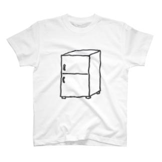 冷蔵庫(2ドア) Tシャツ