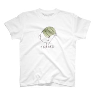 thanks Tシャツ