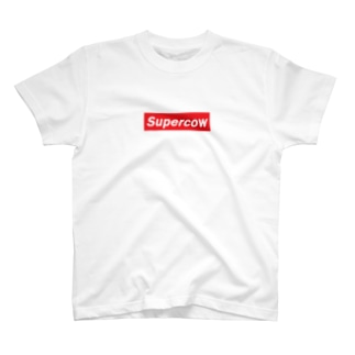 Supercow Tシャツ