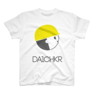 大チェッカーくん(仮) Tシャツ