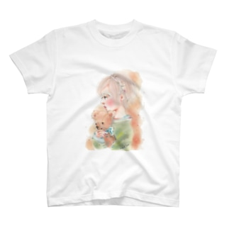 君とボク Tシャツ