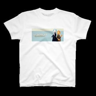 sherlockgakuenのSherlock Holmes & John H. Watson Tシャツ