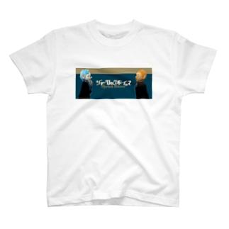Sherlock Holmes & John H. Watson Tシャツ
