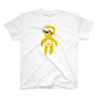 ナマケモノのヨシオくん Tシャツ