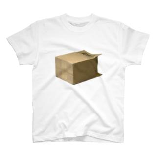 ダンボール Tシャツ