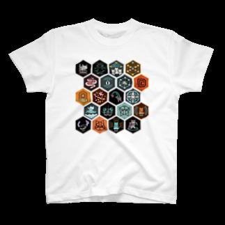 なぐらのNyangress AG profile グッズTシャツ