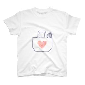 トートバッグTシャツ Tシャツ