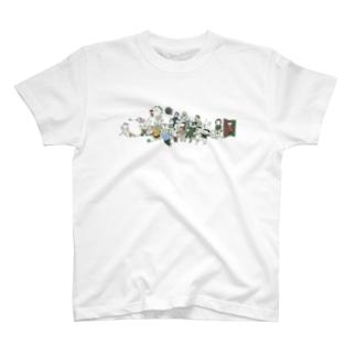大行進 Tシャツ