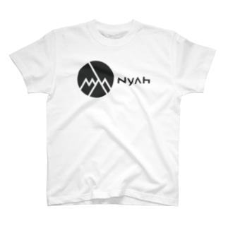 Nyah - black Tシャツ