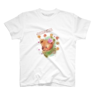 くまちゃん Tシャツ