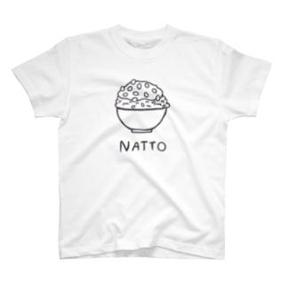 NATTO Tシャツ