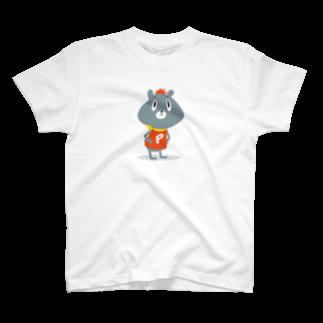 Wooofyのん?Tシャツ