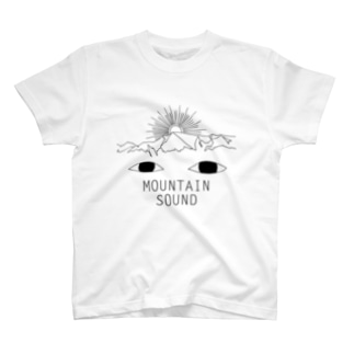 MOUNTAIN SOUND Tシャツ