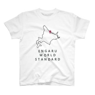 ENGARU WORLD STANDARD Tシャツ