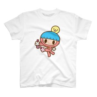 あるしこちゃん Tシャツ