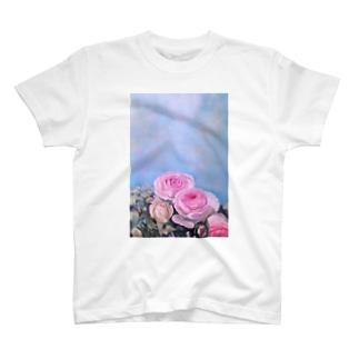 香りの余白 Tシャツ