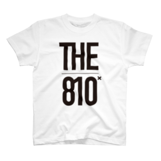 THE810xのTHE 810xTシャツ