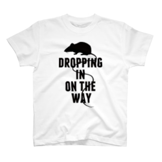 DROPPING Tシャツ
