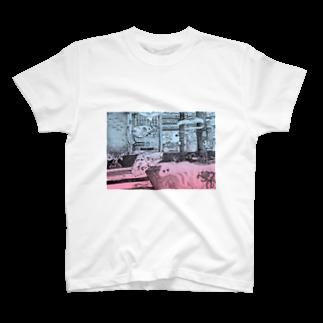 リリカルロリカルのこどものうみTシャツ