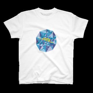minoriの5-cube.proto Tシャツ
