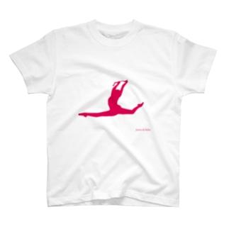 ピンクのmeiちゃん Tシャツ