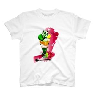 たまご Tシャツ