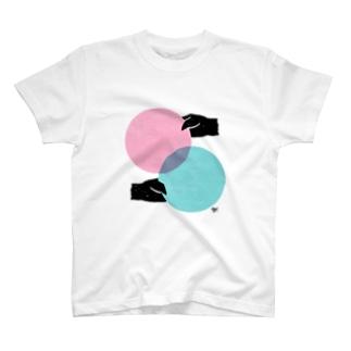 circle Tシャツ