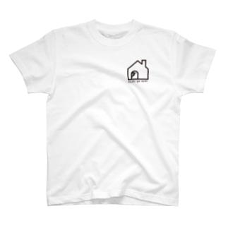 おうちがすき Tシャツ