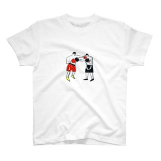 Boxing Tシャツ