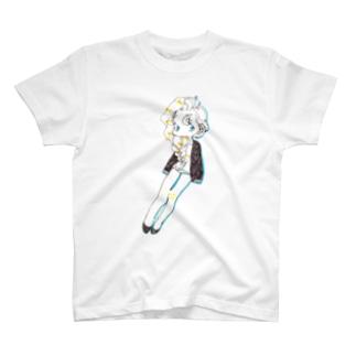 りぼんのきみ Tシャツ