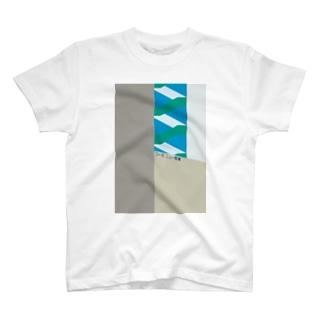 コーポニュー若葉 Tシャツ