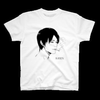 k4senのk4sen x MizinkoEXTシャツ