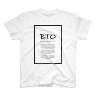 BTO - season01 Tシャツ