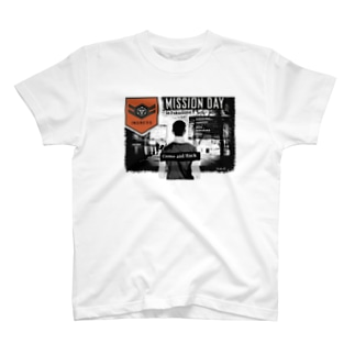 MISSION DAY Tシャツ