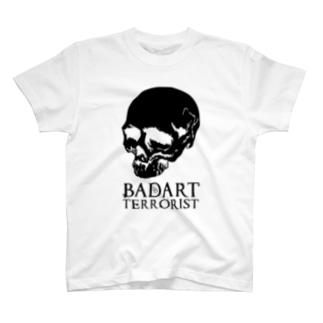 dokuroface Tシャツ