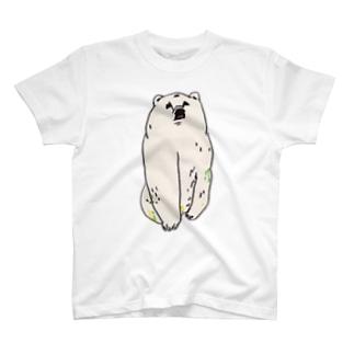 しろくま Tシャツ
