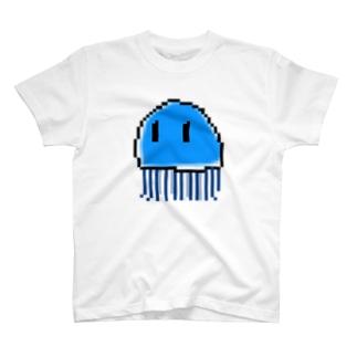 くらげみお Tシャツ